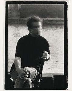 Peter Beard, 'Francis Bacon at 80 Narrow Stree', 1972