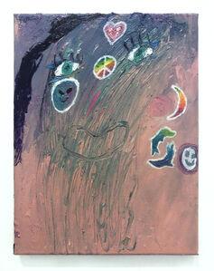 Bel Fullana, 'Stickers (space)', 2020