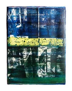 semih zeki, 'mixed media on canvas', 2018