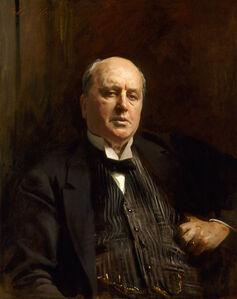 John Singer Sargent, 'Henry James', 1913