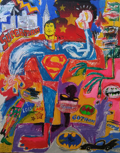 ALFONSO MENDEZ, 'Superman and Lois', N/A