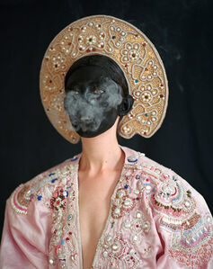 Uldus Bakhtiozina, 'Tatar baroque', 2017