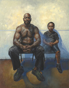 Peter Lupkin, 'Father and Son', 2019