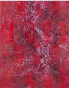 Mette Tommerup, 'Wrinkled Sky and Petals III', 2018