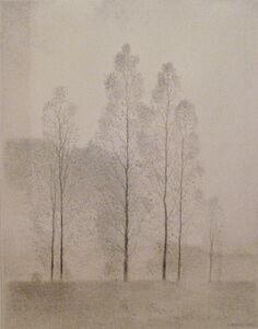 Gunnar Norrman, 'Grands arbres, 1990', 1990