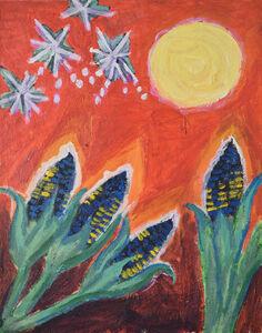 Gary Peabody, 'Black Corn', 2013