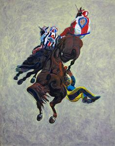 Norbert Tadeusz, 'Cavalli (3)', 1998
