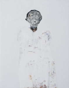 Marianne Kolb, 'The White Paintings No. 3', 2018
