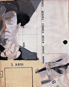Wook-kyung Choi, '3. ARCH', 1966