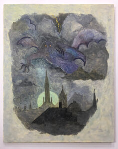 Alan Prazniak, 'The People's Demon', 2018
