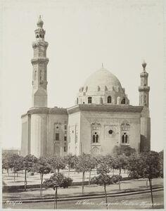 Félix Bonfils, 'Caire, Mosqu'e Sultan Hassan', 1880