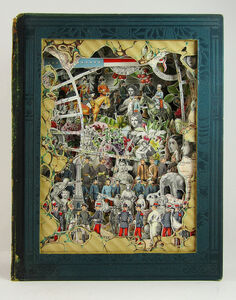 Alexander Korzer Robinson, 'Nouveau Larousse Illustre 4, 1906', 2019