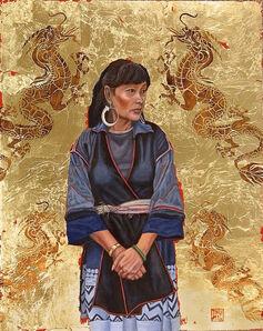Thu Nguyen, 'Dragon Lady', ca. 2017