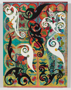 Philip Taaffe, 'Painting with Ornamental Fragments IV', 2011