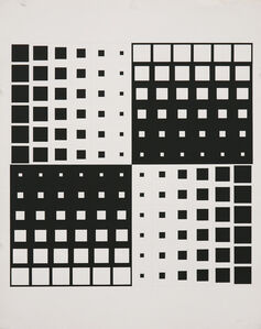 Ernst Benkert, 'Untitled (July 5)', 1967