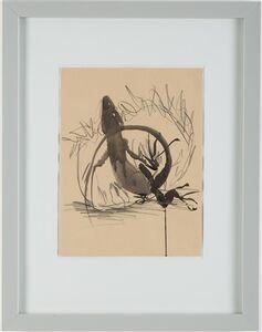 Nino Longobardi, 'Untitled (The Lizard)', 1983