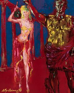 LeRoy Neiman, 'Girls of Caesar's Palace 'Wine Goddess'', 20th Century