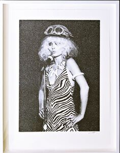 Bob Gruen, 'Debbie Harry (Blondie) Max's Kansas City, 1976 ', 2018