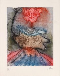 Enrico Baj, 'La Canicule from Dames et Genereaux', 1965