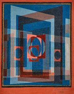 Ben Cunningham, 'Maze', 1952