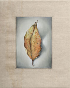 Manuel Cancel, 'Leaf #1'