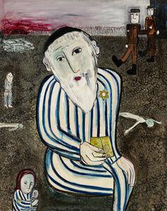 Dora Holzhandler, 'My Grandfather in Auschwitz', 1962
