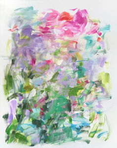 Yolanda Sanchez, 'Dream in Green', 2020