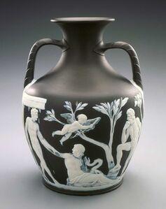 Wedgwood, 'Copy of Portland vase', ca. 1790
