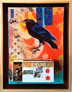 Charlie Aldrich, 'Caw and Response', 2018