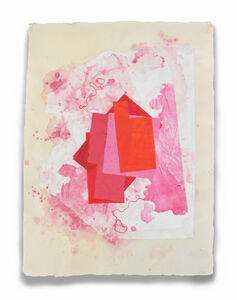 jean feinberg, 'Open Heart (Abstract painting)', 2015