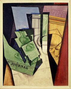 Juan Gris, 'Le Petit Dejeuner', 1915