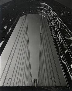 Edward Steichen, 'George Washington Bridge', 1931