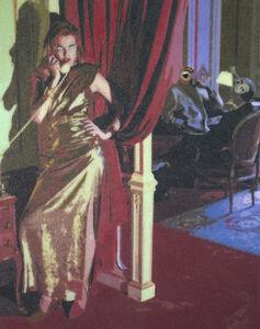 Shonagh Adelman, 'The Conversation', 2013
