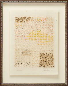 Cybèle Young, 'Eight Hundred Holes, Toronto, Canada', 2000