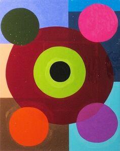 Ford Beckman, 'Modern Thoughts - Burgundy Study', 2011