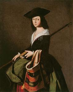 Francisco de Zurbarán, 'Santa Marina (Saint Marina)', ca. 1640-1650