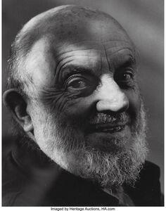 Lou Stoumen, 'Portrait of Ansel Adams', 1979