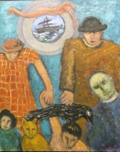 Florence Putterman, 'Ancestral Kinship'