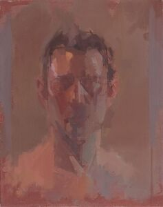 Daniel Hughes, 'Self Portrait'