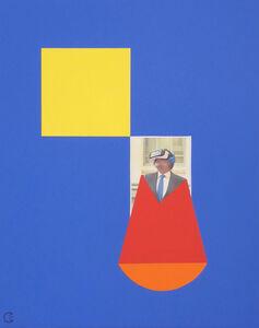 Jonathan Hernández, 'Cáscara máscara 5', 2018