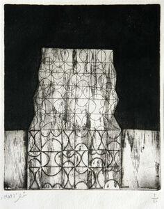 Anwar Jalal Shemza, 'Edifice', 1959