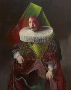 Wolfe von Lenkiewicz, 'Rembrandt', 2018