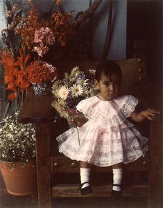Marie Cosindas, 'Maria, Mexico', 1966