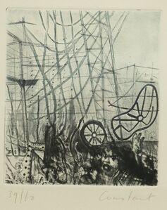 Constant, 'Gastarbeiter', 1970