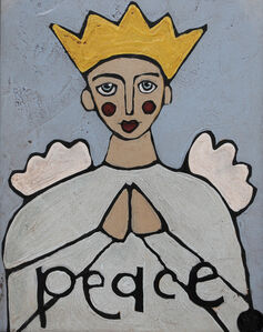 Michelle Allee, 'Peace', 2019