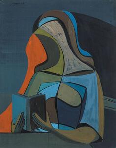 Richard Koppe, 'Untitled (Woman Reading)', 1946