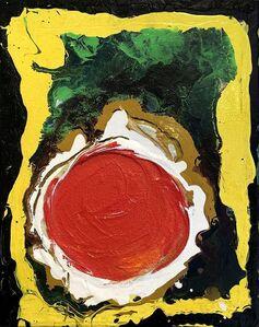 Jules Olitski, 'Immediacy Felt, Red', 2002