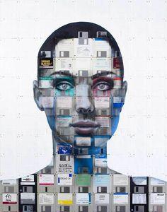 Nick Gentry, 'Digital Montage Number 15', 2019