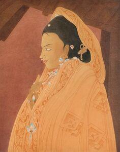 Abdur Rahman Chughtai, 'Untitled', 1965-1975