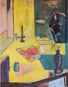 Emi Winter, 'Still life with Dahlia', 2015
